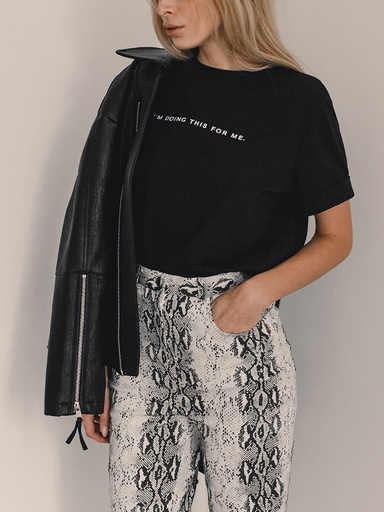 T-shirt Lichi